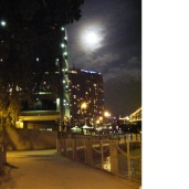 Brisbane City Moon