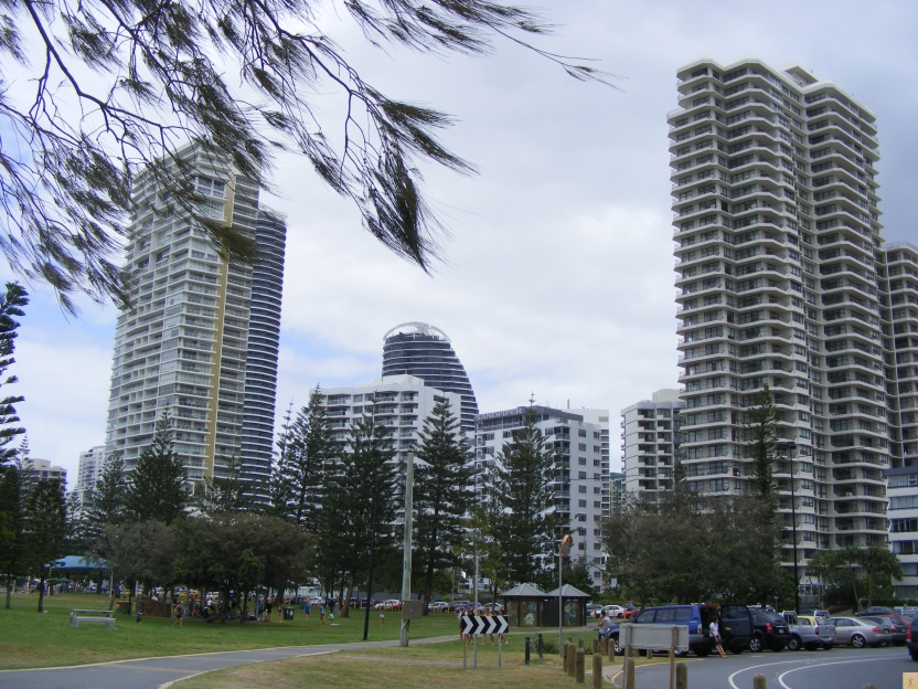 Broadbeach Buildings