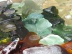Sorting Sea Glass