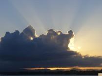 Sun Rays 1