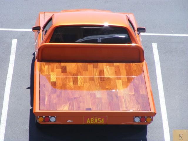 Timber Deck 2