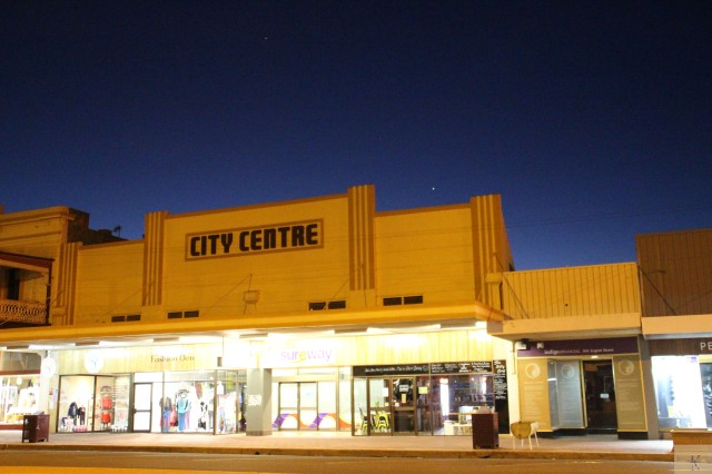 Broken Hill City Centre