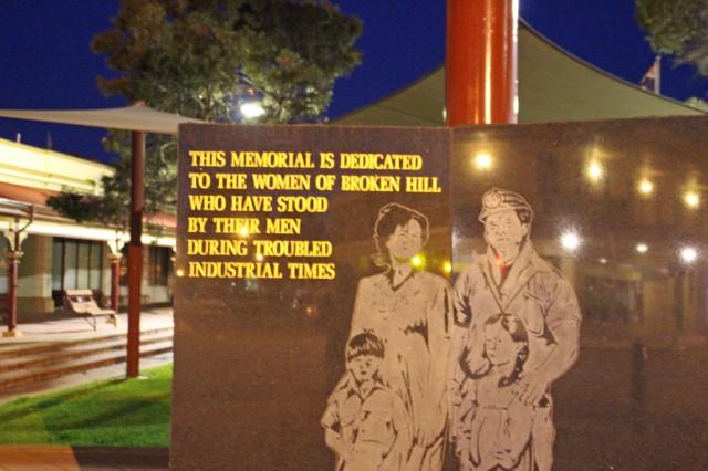 Broken Hill Memorial