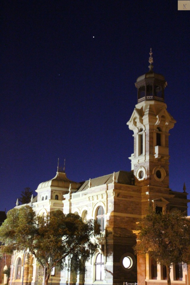 Broken Hill Town Hall 1