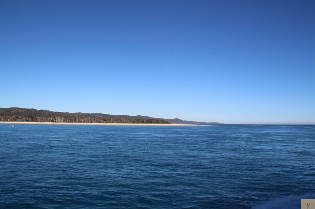 Moreton Island Beach 1