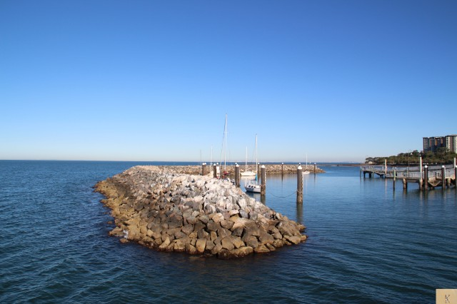 Redcliffe Jetty Wall