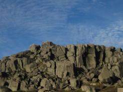Rocks on the Mountain
