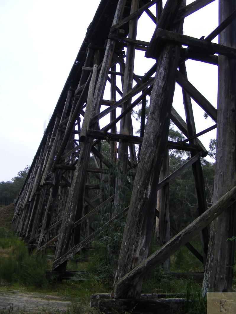 Stony Creek Trestle Bridge 2