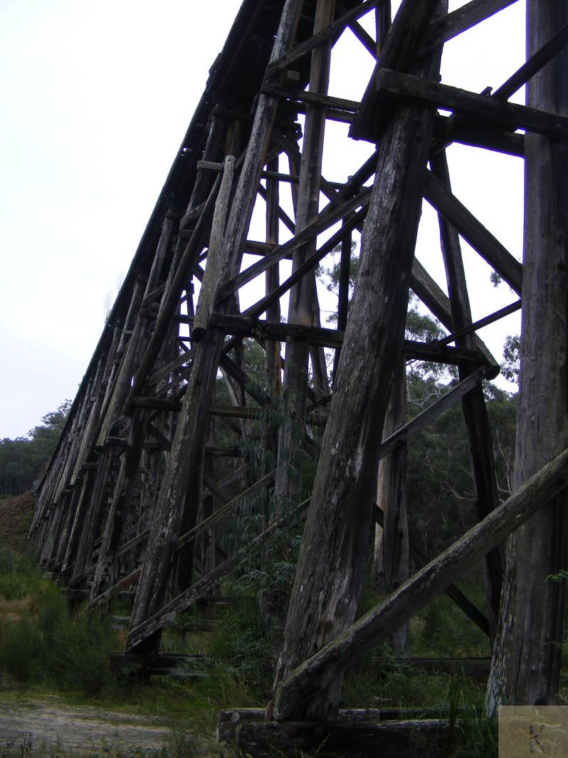 Stony Creek Trestle Bridge 2