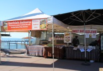 Redcliffe Market stall 5