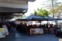 Redcliffe Markets dining