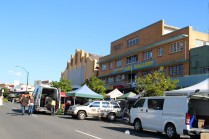 Redcliffe Markets packing up
