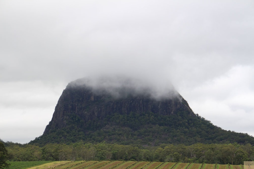 The Glass House Mountains (1/6)