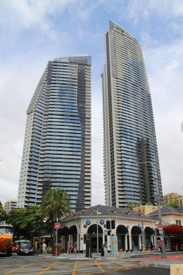 Surfers Paradise buildings