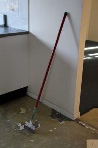 Floor scraper 2