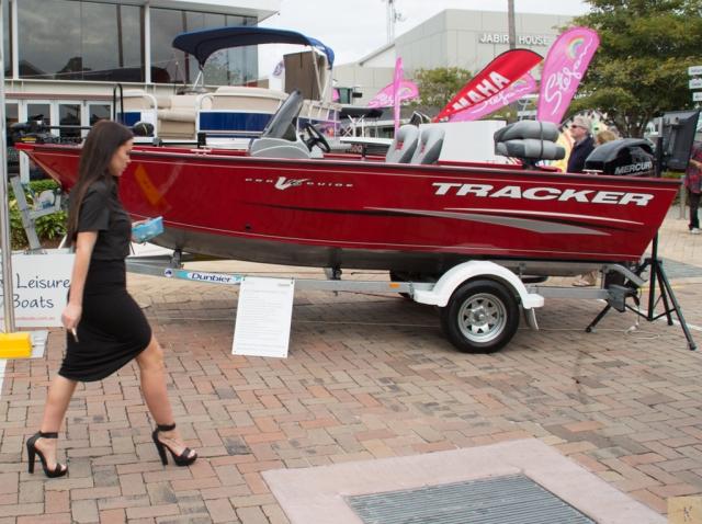 Boat Show heels