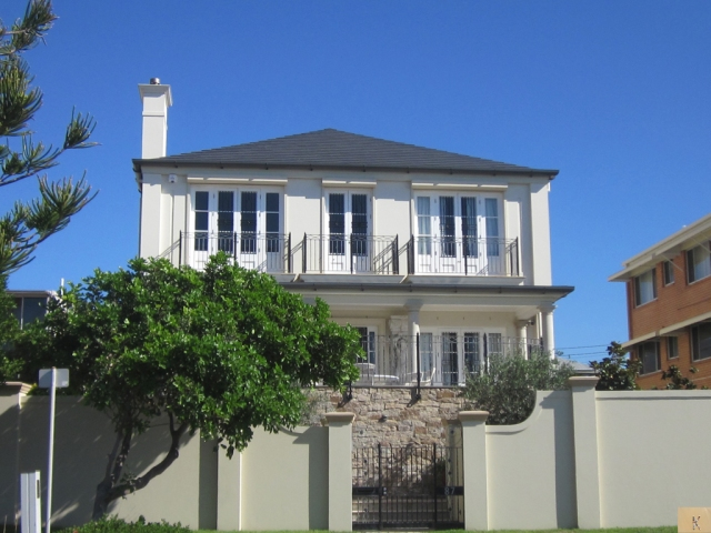 Margate Beach house 1