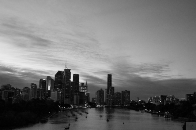 Brisbane City River