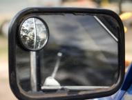 Car 66 Bogans Mirror