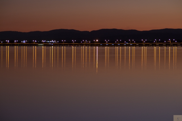 Lights on the Bay