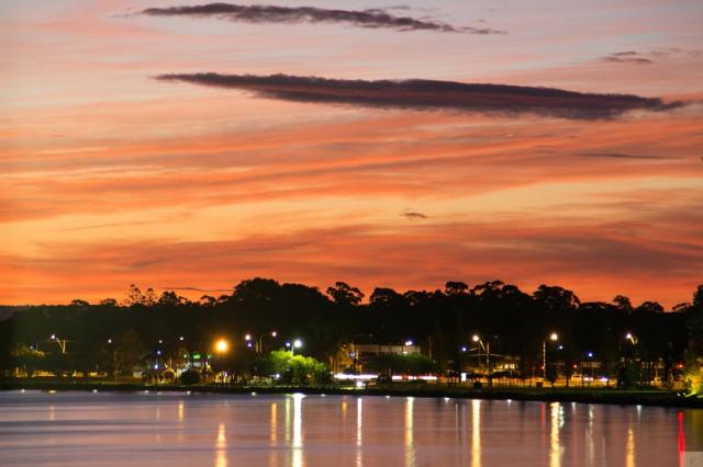11 July Bramble Bay
