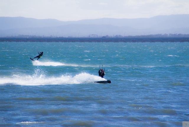 Kite surfing 19