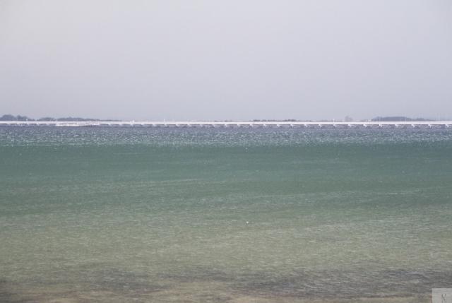 Rain on the Water