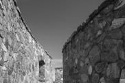Stone Walls bw