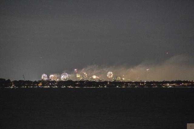 Brisbane Riverfire 2015