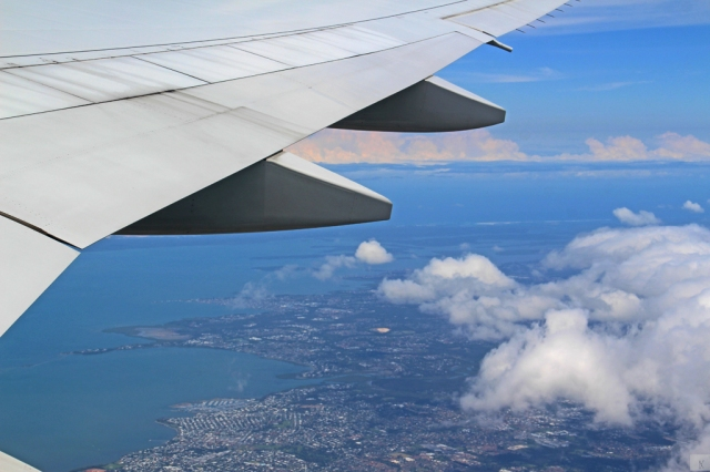 Flying in2 Auckland