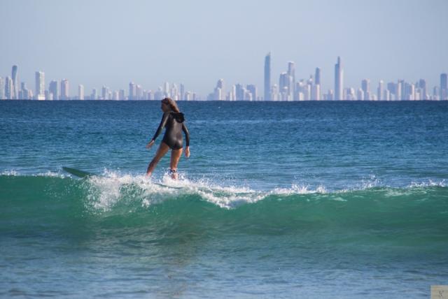 Surfer Girl 1